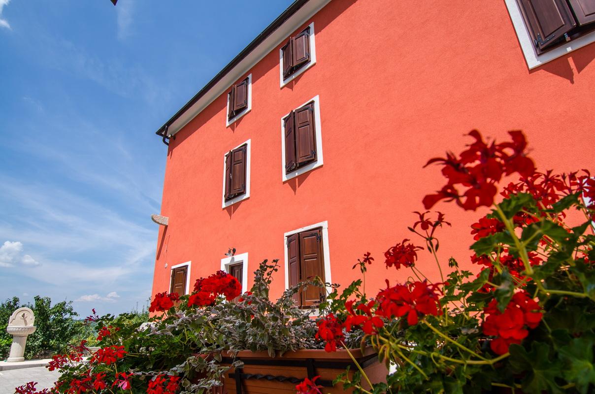 Casa Rossa Montona