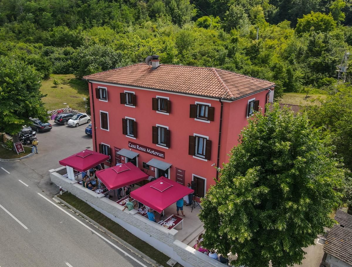 Casa Rossa Istra